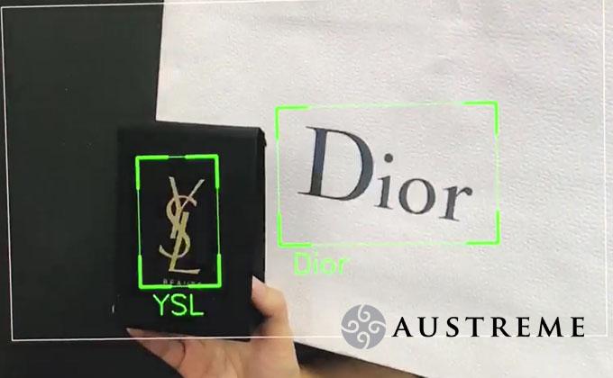 Austreme采用了人工智能品牌辨识技术