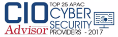 CIO Advisor – Top 25 APAC Cyber Security Providers 2017