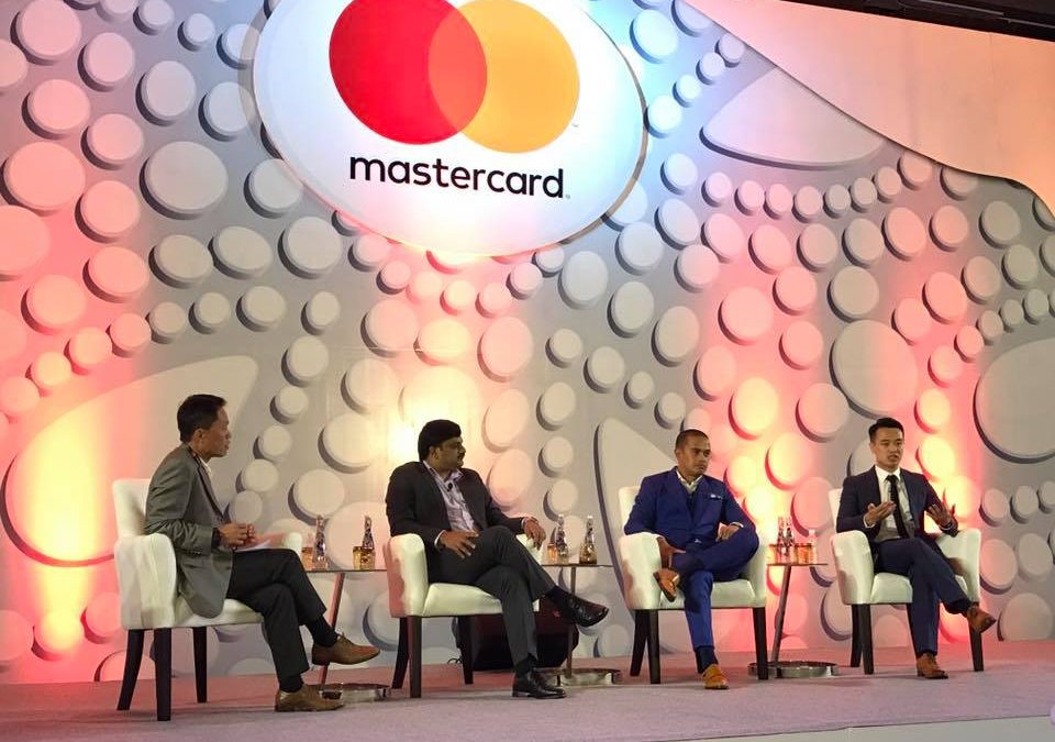 Austreme Speak and Exhibit at Mastercard Global Risk Leadership Conference in Bali 2018